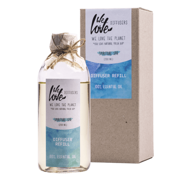 Diffuser Spiritual Spa navulfles 200 ml - We Love The Planet