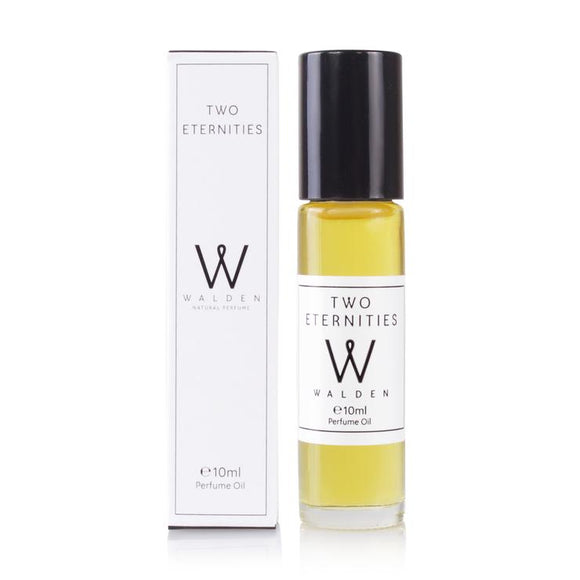 'Two Eternities' Perfume Oil 10ml – Walden Natural Perfumes
