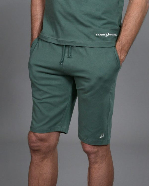 Shorts Ghutana Green – B-Light Organic Clothing