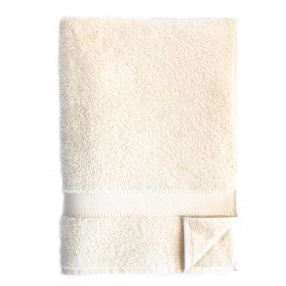 Wellness Badlaken 100 x 180 cm - natural white – Bo Weevil