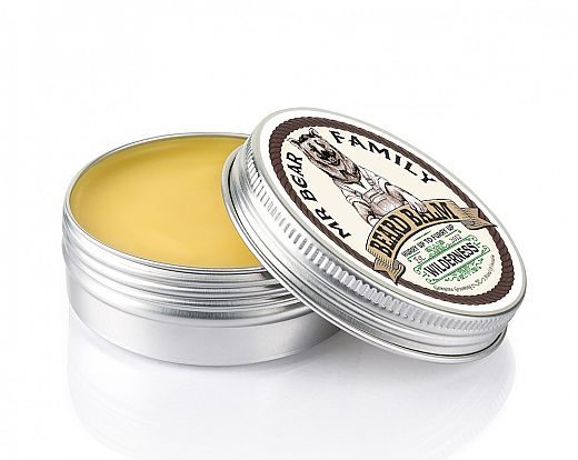 Beard Balm Wilderness 60 ml – Mr Bear Family