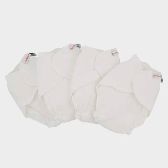 Op bestelling - Wasbare luiers / Form fitted terry nappies 4-pack – ImseVimse