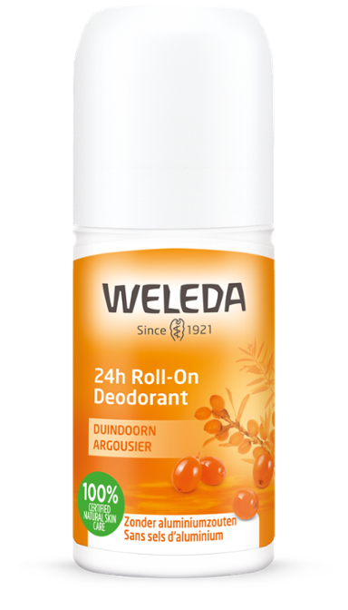 Duindoorn 24h Roll-On Deodorant – Weleda