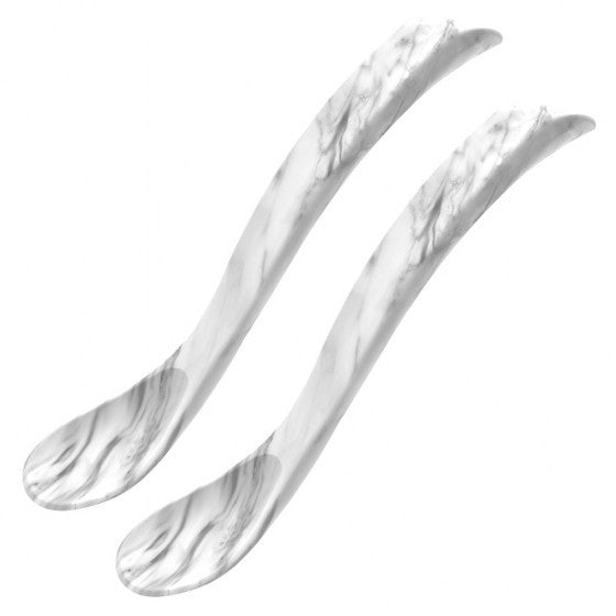 Lepels 2-pack marble - EcoViking
