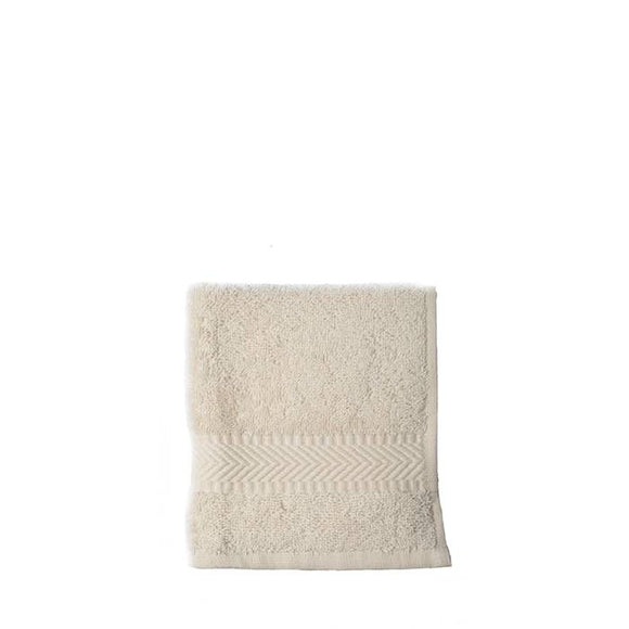 Gastendoekje 30 x 30 cm - natural white – Bo Weevil