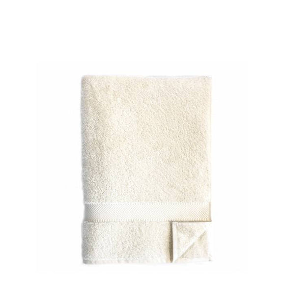 Wellness Douchelaken 70 x 140 cm - natural white – Bo Weevil
