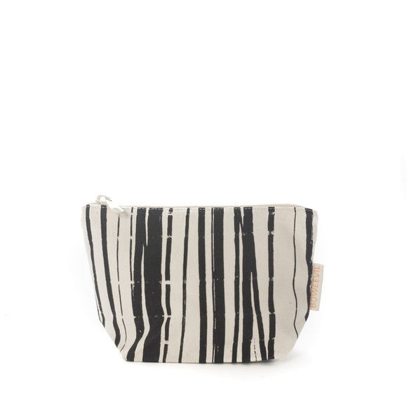 Make-up tasje / etui klein 'wrapping stripes' – Bo Weevil