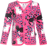 Vest NEPPIS cardigan Hide and seek Pink 86-122 – Paapii Design