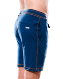 Shorts Makkhi Classic Blue – B-Light Organic Clothing
