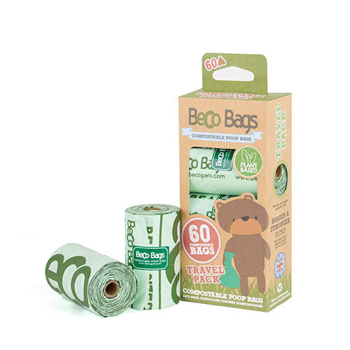 Beco Poop Bags Compostable - Beco Pets