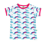 Unicorn/Rainbow T-shirt – Sture & Lisa