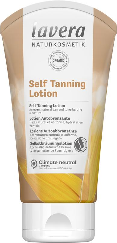 Zelfbruiner Lotion / Self Tanning Lotion – Lavera