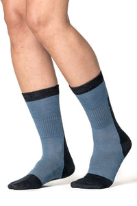 Socks Skilled Classic Liner Nordic blue – Woolpower