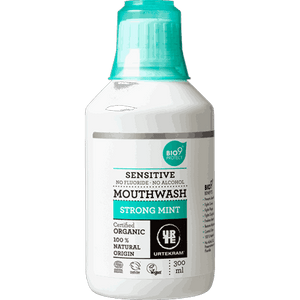 Strong Mint Mouthwash - Urtekram