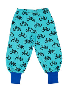 Broek / Baggy Pants Bike Turquoise - More than a Fling (Duns Sweden)