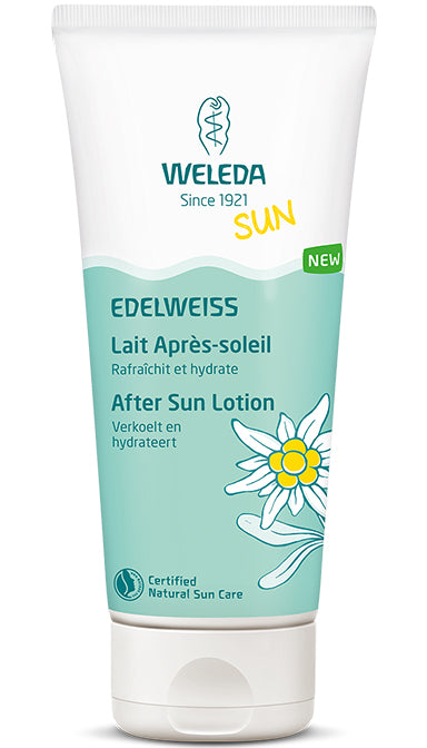 Edelweiss After Sun Lotion – Weleda