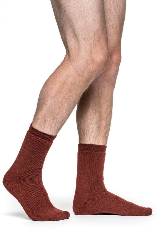 Socks Classic 400 Rust Red - Woolpower