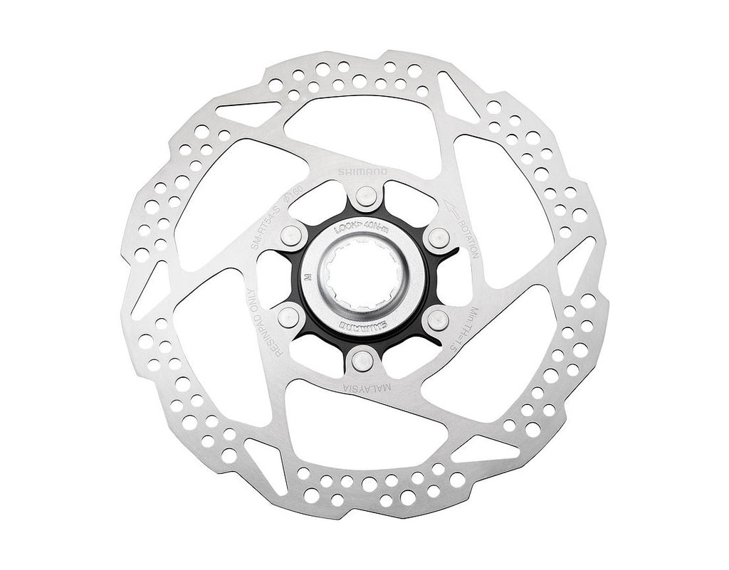 Shimano Disc Rotor SM-RT54S 160mm Center Lock