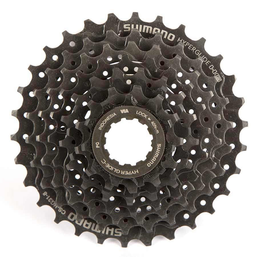 Shimano CS-HG31-8 8-Speed Cassette 11-32T