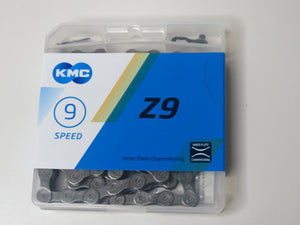 KMC Z9 9 speed 116L Bike Bicycle Chain for SHIMANO Campagnolo SRAM Z99 Upgrade