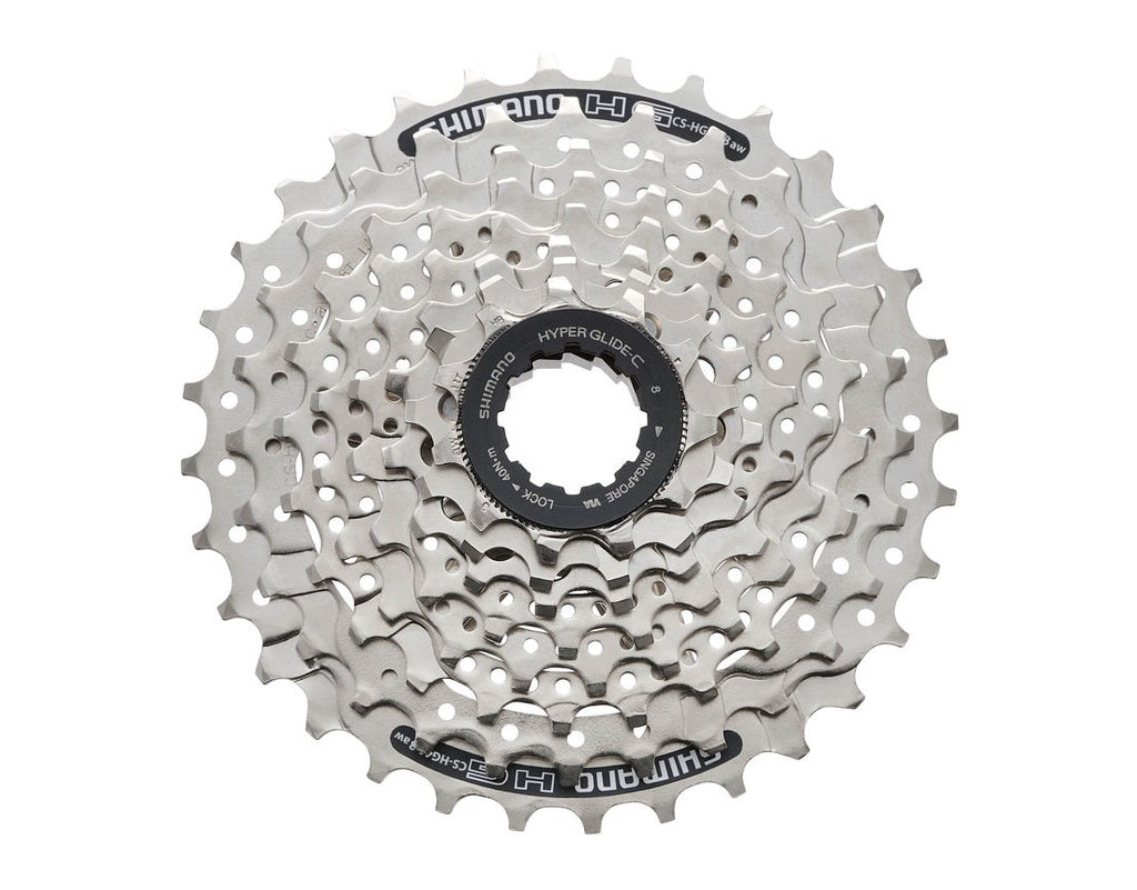 Shimano Cassette 8-speed CS-HG41 11-32