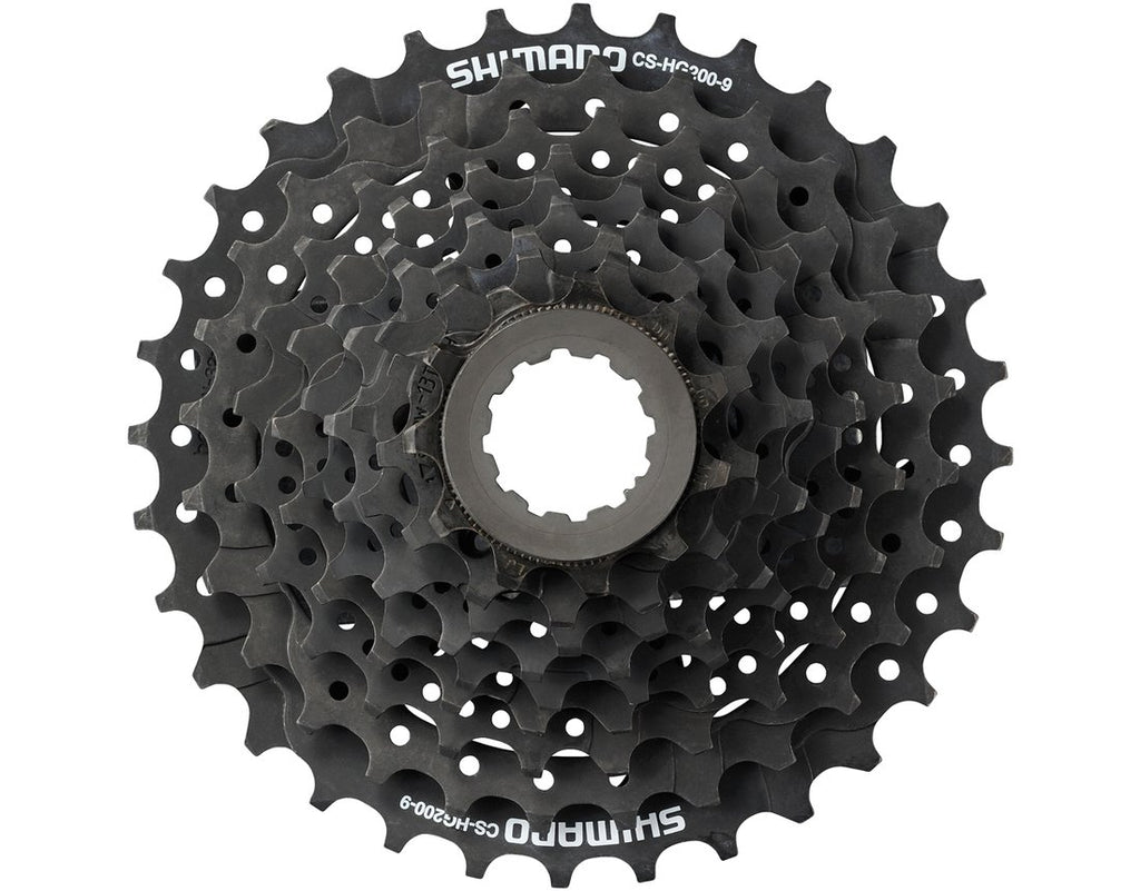 Shimano CS-HG200 Road Mountain Bike Cassette 9-speed 11-32T