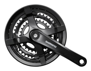 Shimano TOURNEY FC-TY501 6/7/8-speed Square Crank 42/34/24