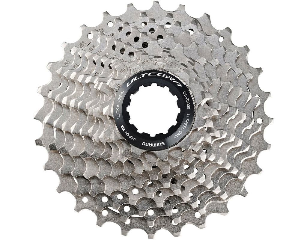 Shimano Ultegra CS-R8000 11-speed Cassette 11-28