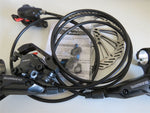 Shimano BR-M315 Acera MTB Hydraulic Disk Brake Set Pair Front/Rear Black with GS3 Rotors