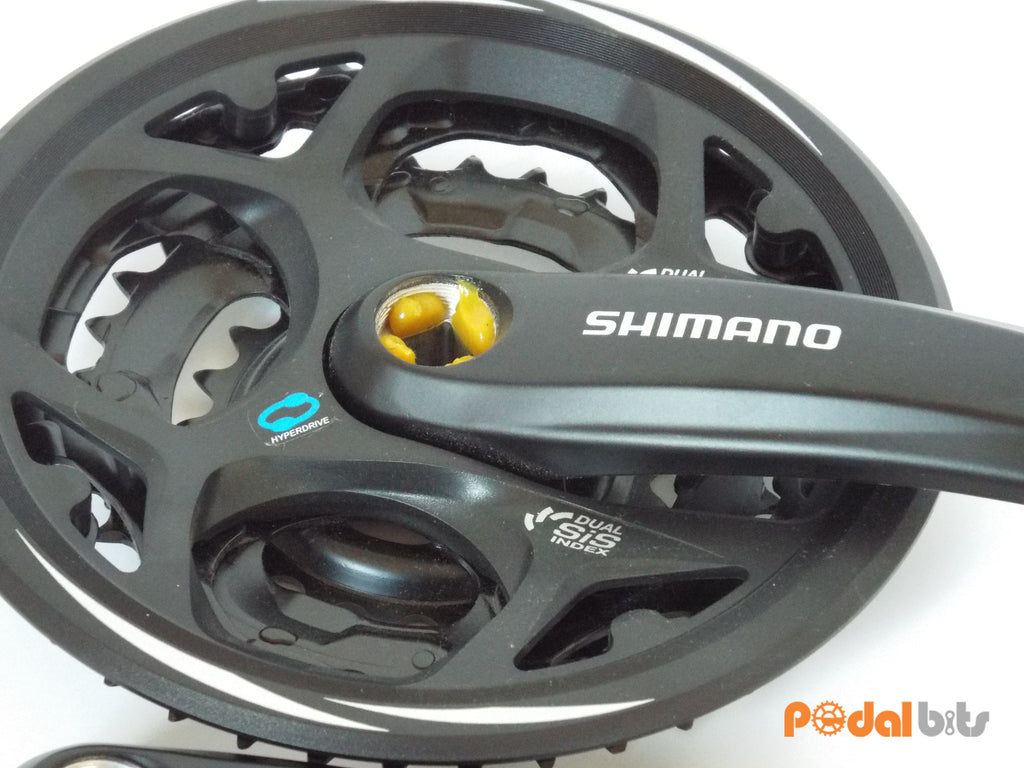 SHIMANO ALTUS FC-M311 6/7/8 Speed Square Crank 42-32-24 170mm Triple