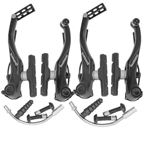 Shimano Alivio V-Brake BR-T4000 Set black