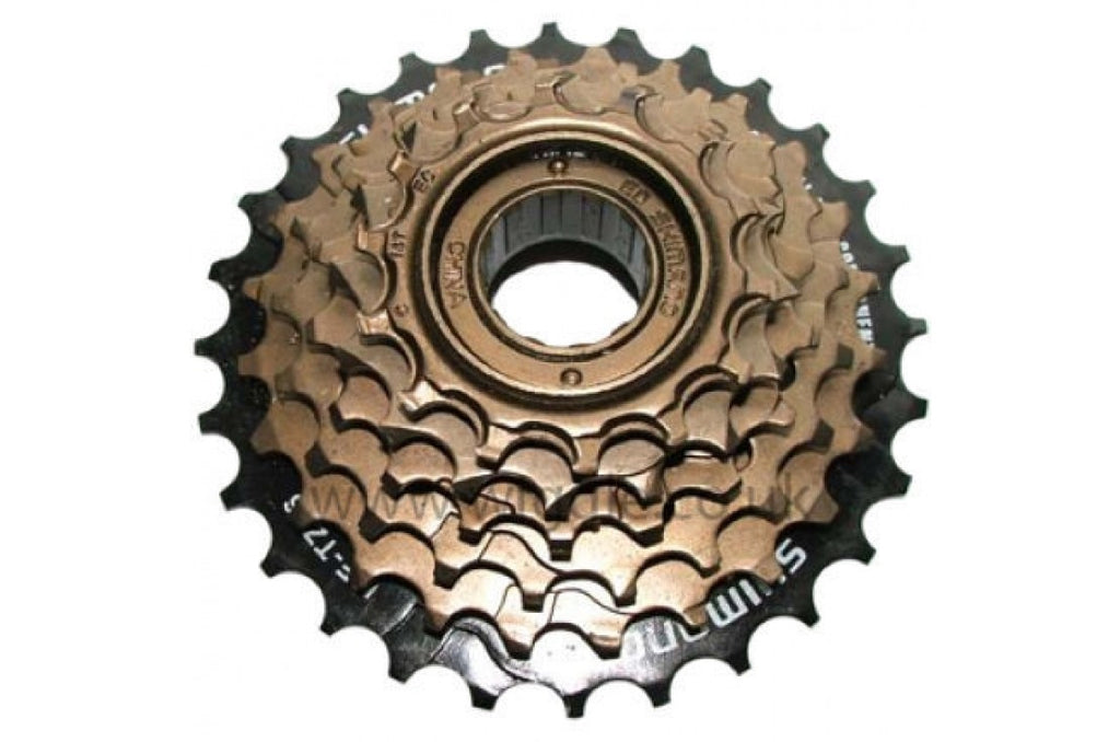 Shimano Tourney MF-TZ500 7-speed Multiple Freewheel 14-28