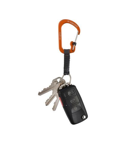 SlideLock® Key Ring Aluminum - neiteizeify