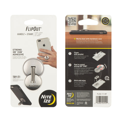 FlipOut™ Handle + Stand