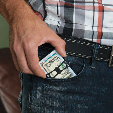 Financial Tool® Multi Tool Wallet