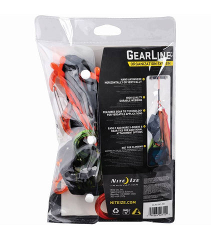 GearLine® Organization System 4 FT - neiteizeify