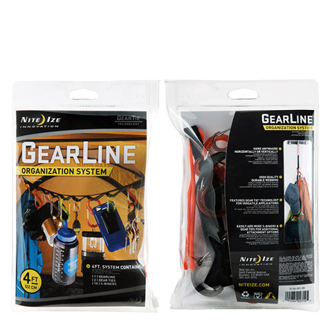 GearLine® Organization System 4 FT