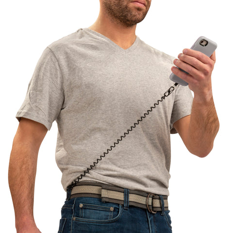 Hitch™ Phone Anchor + Tether