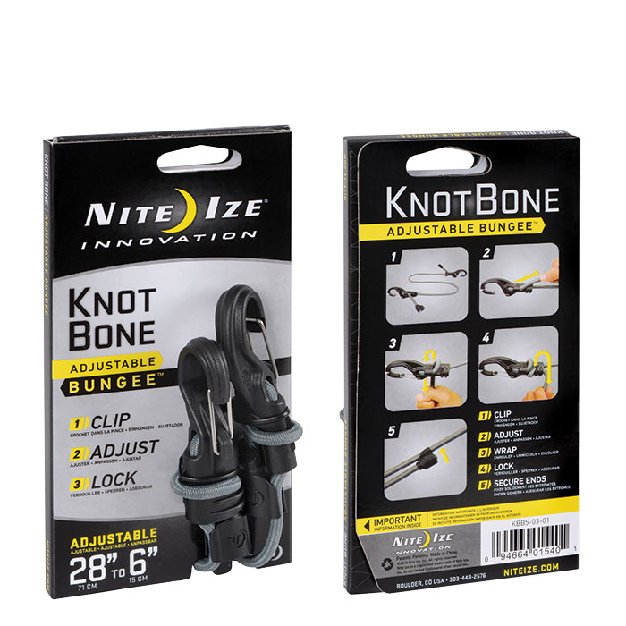 KnotBone™ Adjustable Bungee™ #5