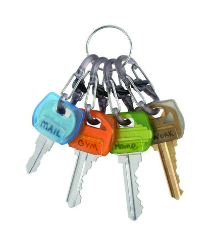 IdentiKey™ Covers - 4 Pack - Assorted - neiteizeify