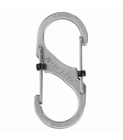 S-Biner® SlideLock® Stainless Steel #3 - neiteizeify