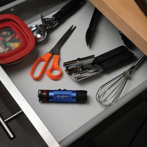 Radiant® 3-in-1™  LED Mini Flashlight