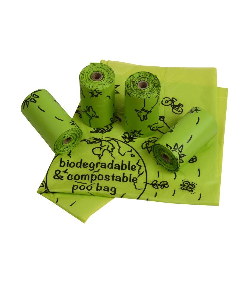 Pack-A-Poo® Bag Dispenser + Refill Roll