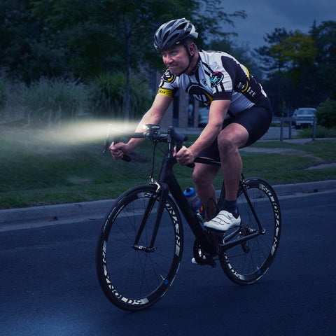 Radiant® 750 Pro Rechargeable Bike Light