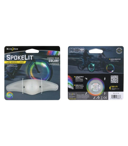 SpokeLit® LED Wheel Light - neiteizeify