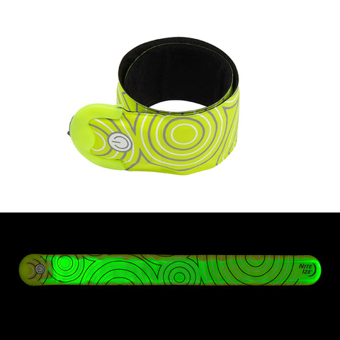 SlapLit™ Rechargeable LED Slap Wrap