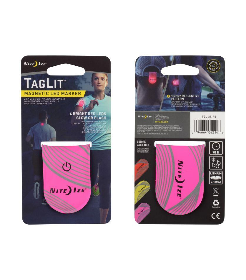 TagLit™ Magnetic LED Marker