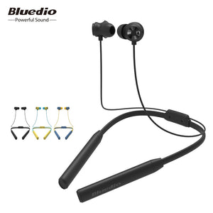 Neck Resting Bluetooth earphone with active noise cancelling /Wireless Headset  for phones and music