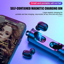 Load image into Gallery viewer, Mini Tube Sport Wireless Earphone Bluetooth 5.0 Headphones With Charging Box