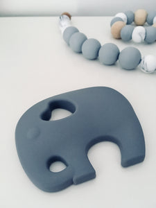 Silicone Elephant Teether